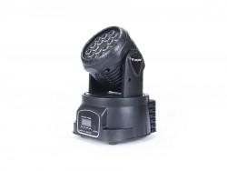 Westa - 18pcs Led Mini Westa Moving Head Light