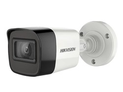 Hikvision - 2.0MP 3.6mm Lens 30Mt. IR HD-TVI Bullet Kamera