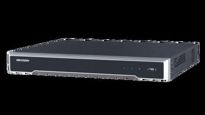 32 Kanal H.265 2xSata 8MP 4K NVR