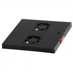 FormRack - 4 lü Fan modülü termostatlı
