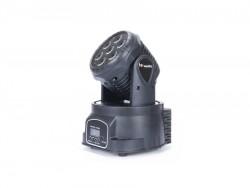 Westa - 7pcs Led Mini Westa Moving Head Light