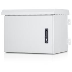 FormRack - 9U 600x450 IP66 Outdoor Duvar Tipi / Tek Cidarlı
