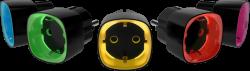 AJAX - Kablosuz Enerji Monitörlü Akıllı Priz