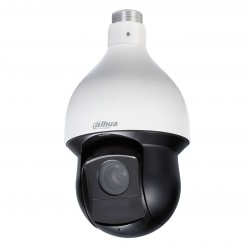 Dahua - 4.0MP 30x Optik Zoom Auto-Tracking H265 Ses PoE SD Kart 150Mt. IR İP Speed Dome Kamera