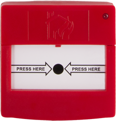 Codesec - Konvansiyonel Resetlenebilir Yangın Alarm Butonu