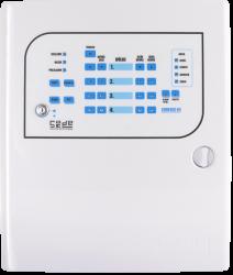 Codesec - 4 Bölge Konvansiyonel Yangın Alarm Paneli