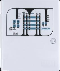 Codesec - 8 Bölge Konvansiyonel Yangın Alarm Paneli