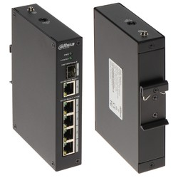 Dahua - 4 Port Poe Switch