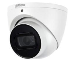 Dahua - 8.0MP 3.6mm Lens 40Mt. Sesli Starlight IR HDCVI WDR IR Dome Kamera