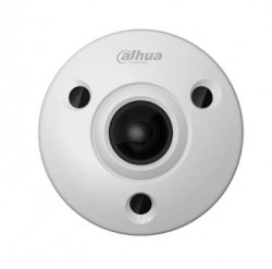 Dahua - 12MP Ultra HD IR Fish-Eye Dome IP Kamera