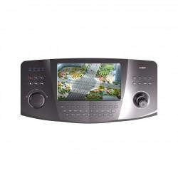 Dahua - 7 inç TFT LCD 4 Eksenli Dokunmatik Ekran Network Klavye