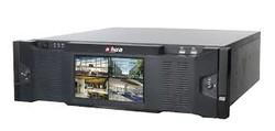 Dahua - 128 Kanal 384Mbps 16xSata H265 Ultra HD 3U 4K RAID NVR