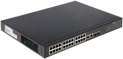 Dahua - 24 Port PoE Gigabit Yönetilebilir Switch (24GE PoE +4 GE SFP)