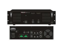 Decon - 70-100 Volt 2x300 Watt 2 Kanal Power Amfi