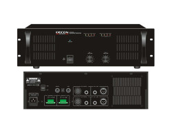11 - 70-100 Volt 2x500 Watt 2 Kanal Trafolu Power Amfi