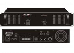 Decon - 70-100 Volt 300 Watt Trafolu Power Amfi