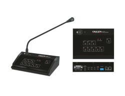 Decon - 6 Bölgeli Anons Mikrofonu (DP-7245 için)