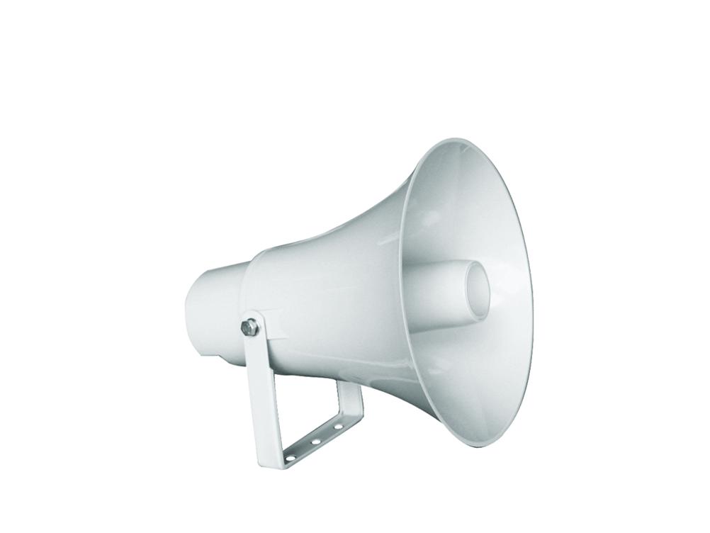 Decon - EN54-24 Outdoor Horn Speaker, 30-15-7.5W/100V