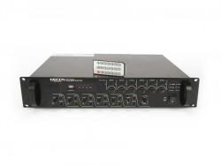 Decon - 300W 6 Zone Mikser Amfi USB/SD+FM Tuner Bluetooth (DP-216 Mikrafon ile Kullanılır)