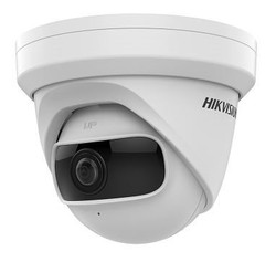 Hikvision - 4.0MP 180° Süper Geniş Açı Dome Kamera (H.265+, 20mt)