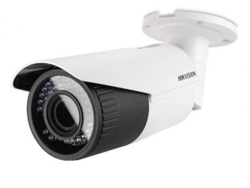 Hikvision - 2.0MP 2.8~12mm Motorize Lens Ses+SD Kart 30Mt. IR Bullet İP Kamera