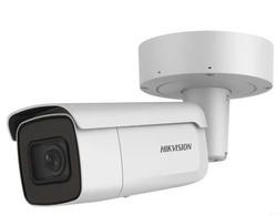 Hikvision - 6.0MP 2.8~12mm Motorize Ses+SD Kart 50Mt. IR Bullet İP Kamera