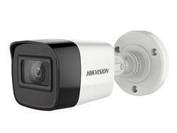 Hikvision - 2.0MP 3.6mm (Ops.2.8mm) Lens 30Mt. IR HD-TVI Bullet Kamera