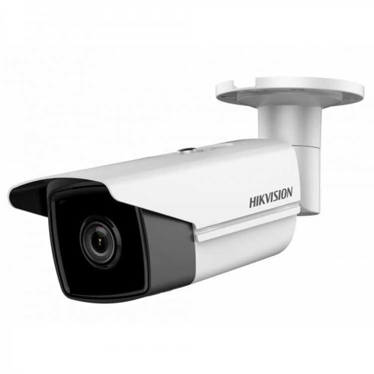 Hikvision - 2.0MP 3.6mm Lens 80Mt. HD-TVİ IR Bullet Kamera