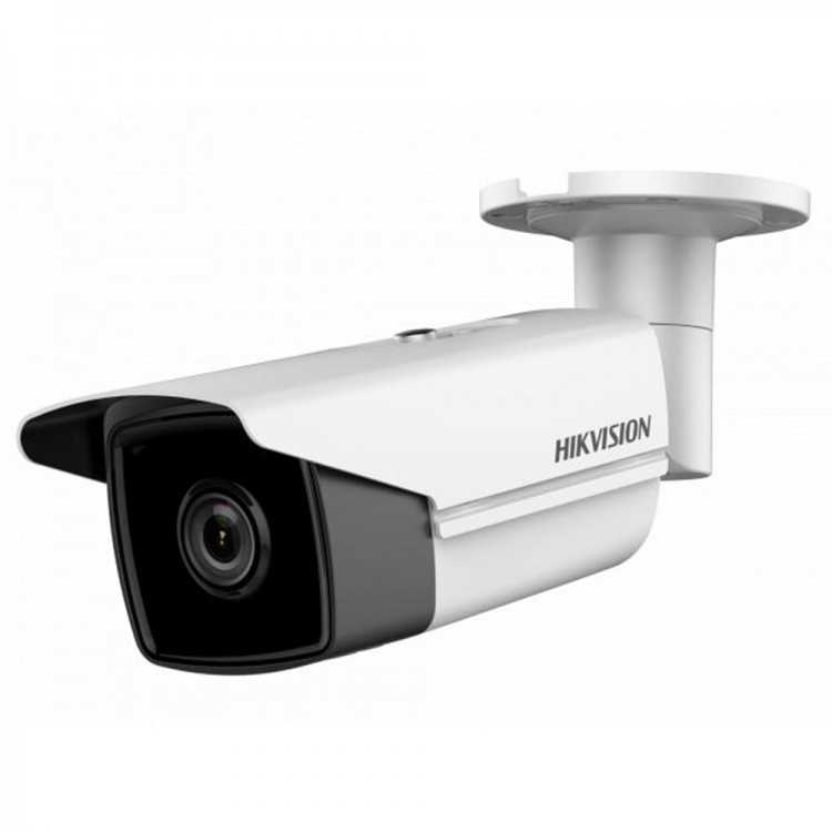 Hikvision - 2.0MP 3.6mm Lens 80Mt. HD-TVİ IR Bullet Kamera