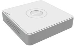 Hikvision - 4 Kanal 4 PoE H.265+ 1xSata 8MP NVR