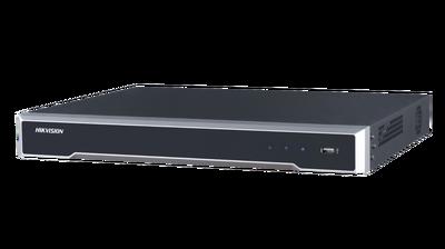 16 Kanal H.265+ 2xSata 8MP NVR