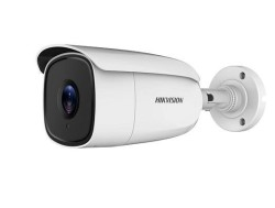 Hikvision - 8.3MP 3.6mm Lens 60 Mt. IR HD-TVI Bullet Kamera