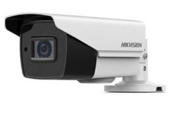 Hikvision - 8.3MP 2.8~12mm Motorize Lens 80 Mt. IR HD-TVI Bullet Kamera