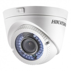Hikvision - 2.0MP 2.8~12mm Lens 40Mt. IR Dome Kamera