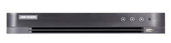 Hikvision - 32 Kanal H265+ 2xSata 1xSes Hibrit DVR