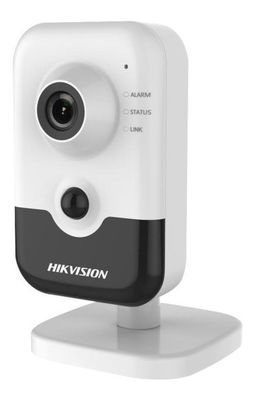 2.0MP 2.8mm Lens H265+ Ses+SD Kart+Wi-Fi IR Küp İP Kamera