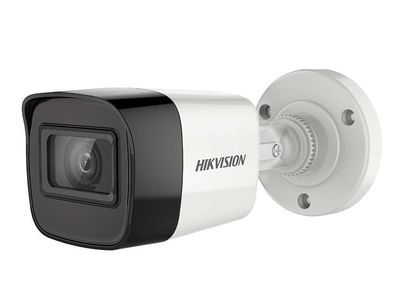 2.0MP 3.6mm (Ops.2.8mm) Lens 30Mt. IR HD-TVI Bullet Kamera