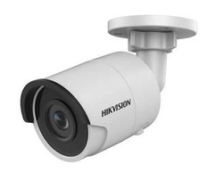 Hikvision - 4.0MP 4.0mm H.265+ 30Mt. WDR IR Bullet İP Kamera
