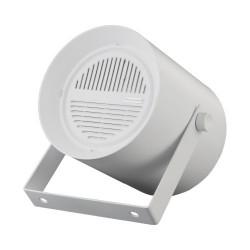 Honeywell - Trafolu Projektör Tipi Hoparlör Frequency response : 100 Hz / 15 KHz ABS Kasa EN54
