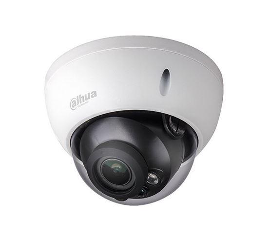 Dahua - 2.0MP 3.6mm WDR Full-color 30Mt. Starlight Dome IP Kamera - e-PoE