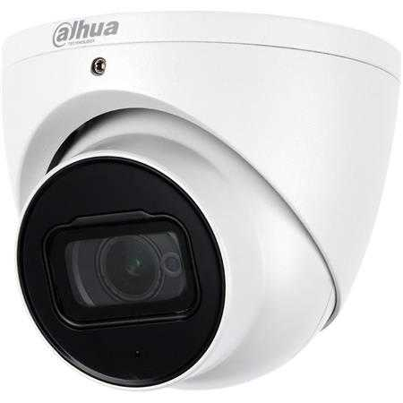 Dahua - 5.0MP 2.8mm H.265+ 30Mt. Starlight IR Dome Kamera - Sesli