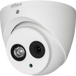 Dahua - 8.0MP 4.0mm H265+ WDR Ses SD Kart 50Mt IR IP Dome Kamera - Sesli