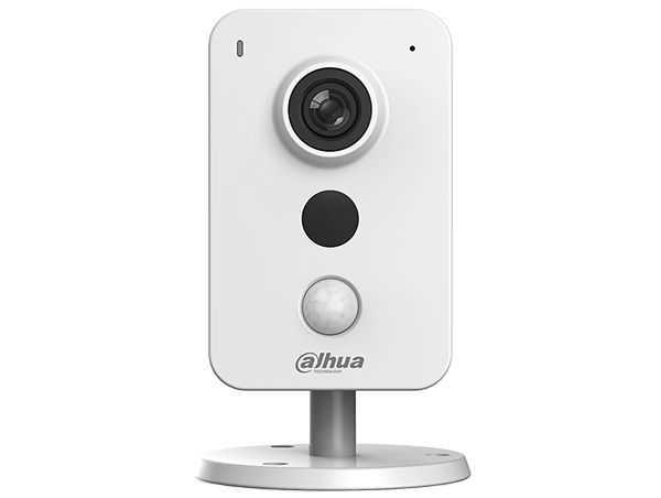 Dahua - 4.0 MP 2.8mm IR Küp IP Kamera Wifi + RJ 45