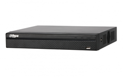 Dahua - 4 Kanal 4 PoE 80Mbps H265 1U 1xSata NVR