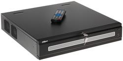 Dahua - 64 Kanal 384Mbps 8xSata 1xe-Sata H265 Hot-Swap 4K RAID NVR