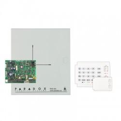 Paradox - 32 Zone Kablosuz, 10 Zone Kablolu, 4 Pgm, 2 Kısım Kontrol Paneli
