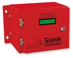 Sismik - 2 Kontaklı Elektro-Mekanik Deprem Sensörü