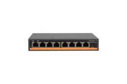 Solidway - 8x10/100/1000M Tak-Çalıştır Gigabit Network Switch