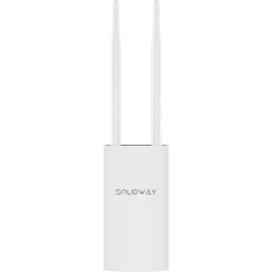 Solidway - 2.4 & 5 GHz 1200Mbps 802.11ac/a/b/g/n WAVE-2 Dışmekan Access Point