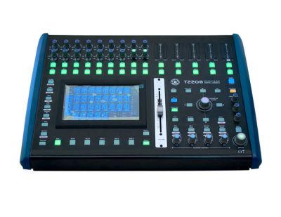22 Kanal Profesyonel Digital Mixer